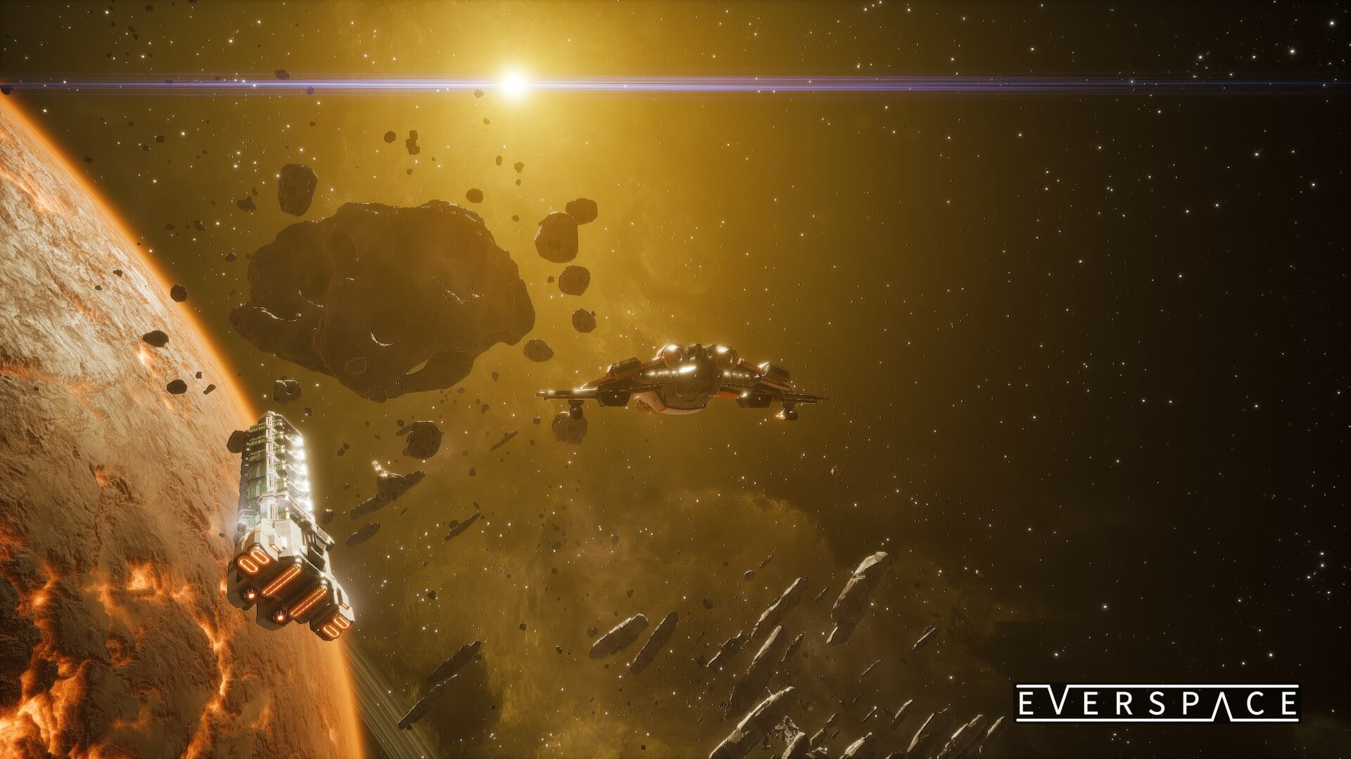 Review: EVERSPACE™ – Big Boss Battle (B3)