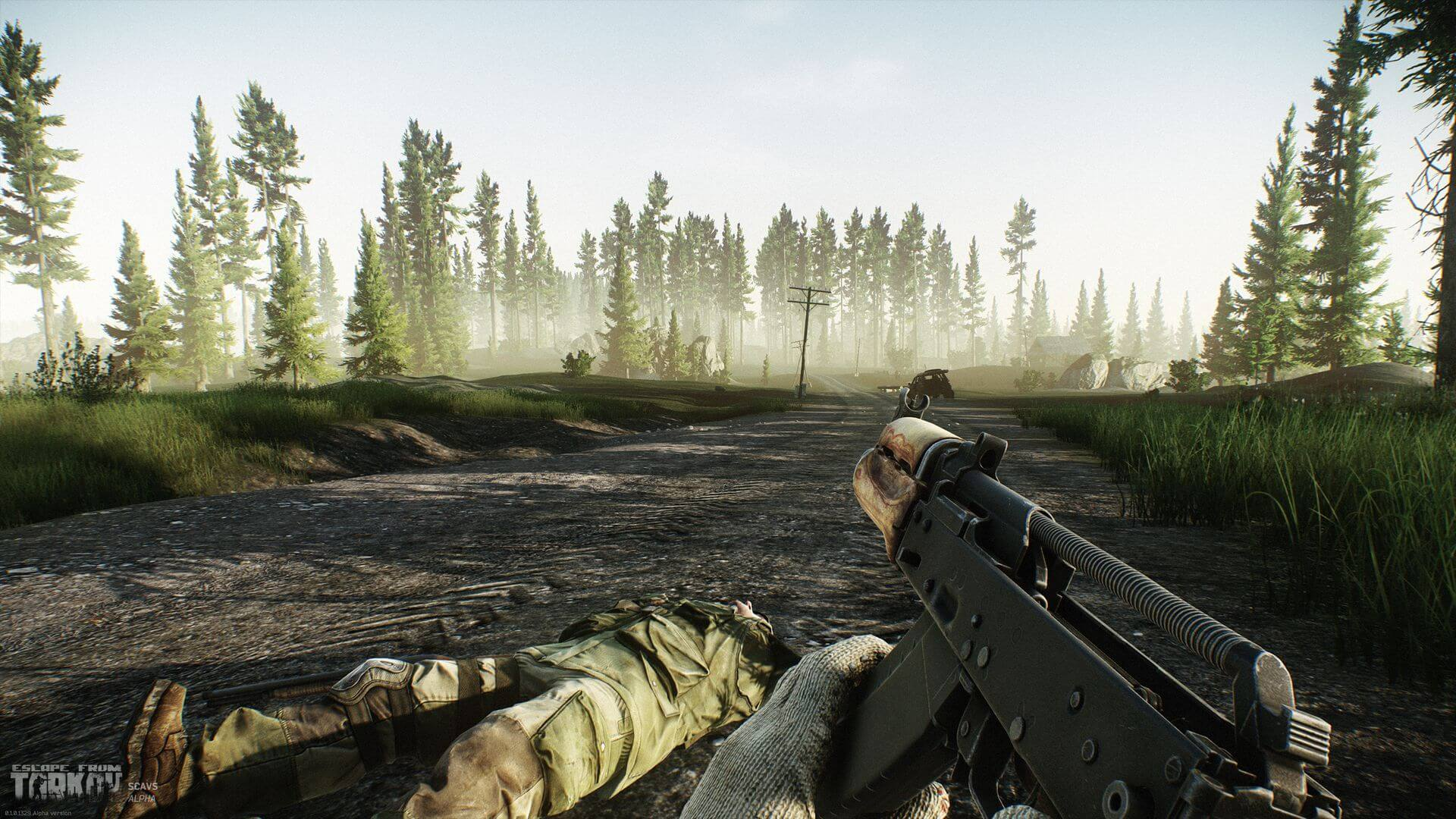 Escape From Tarkov Preview Shoot Scavenge And Survive Big
