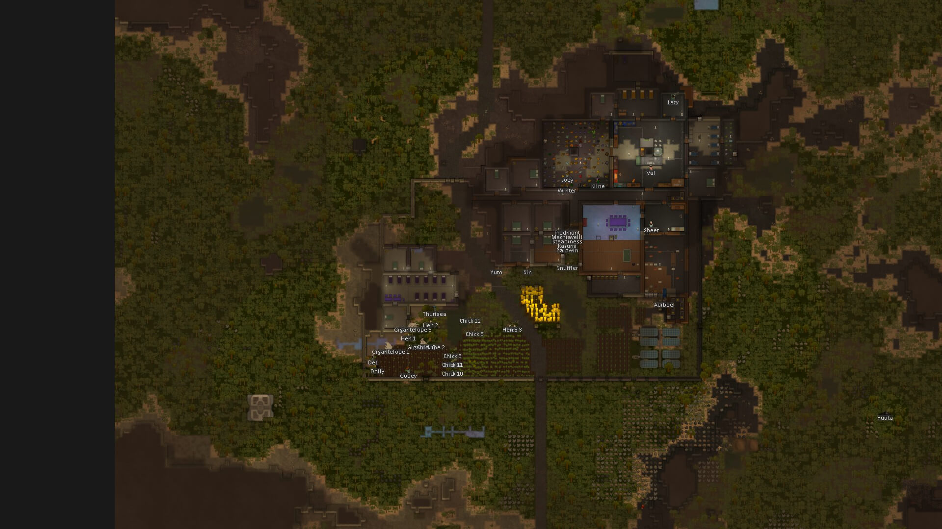 Laying Out Your Base in RimWorld – Big Boss Battle (B3)