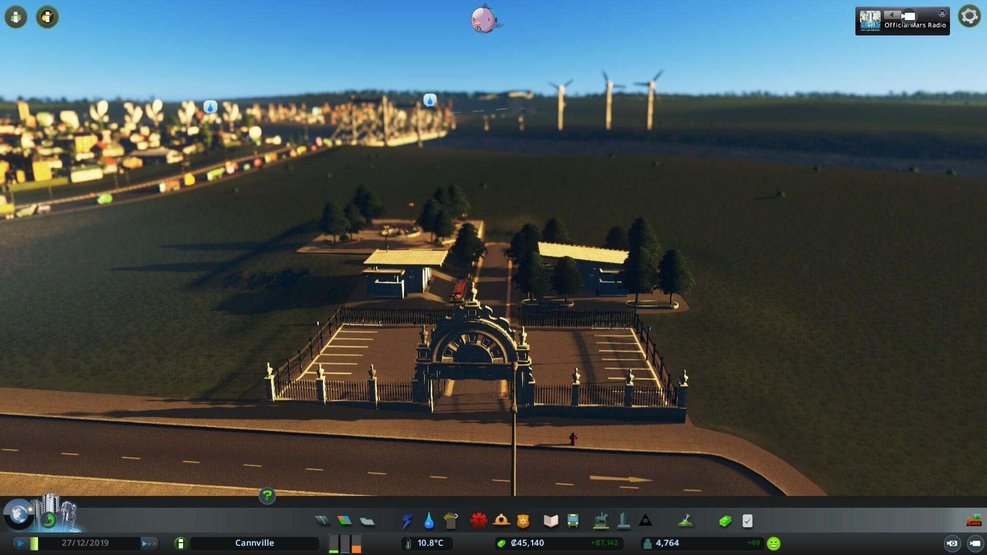 Cities: Skylines Parklife Review — Having a Day Out – Big