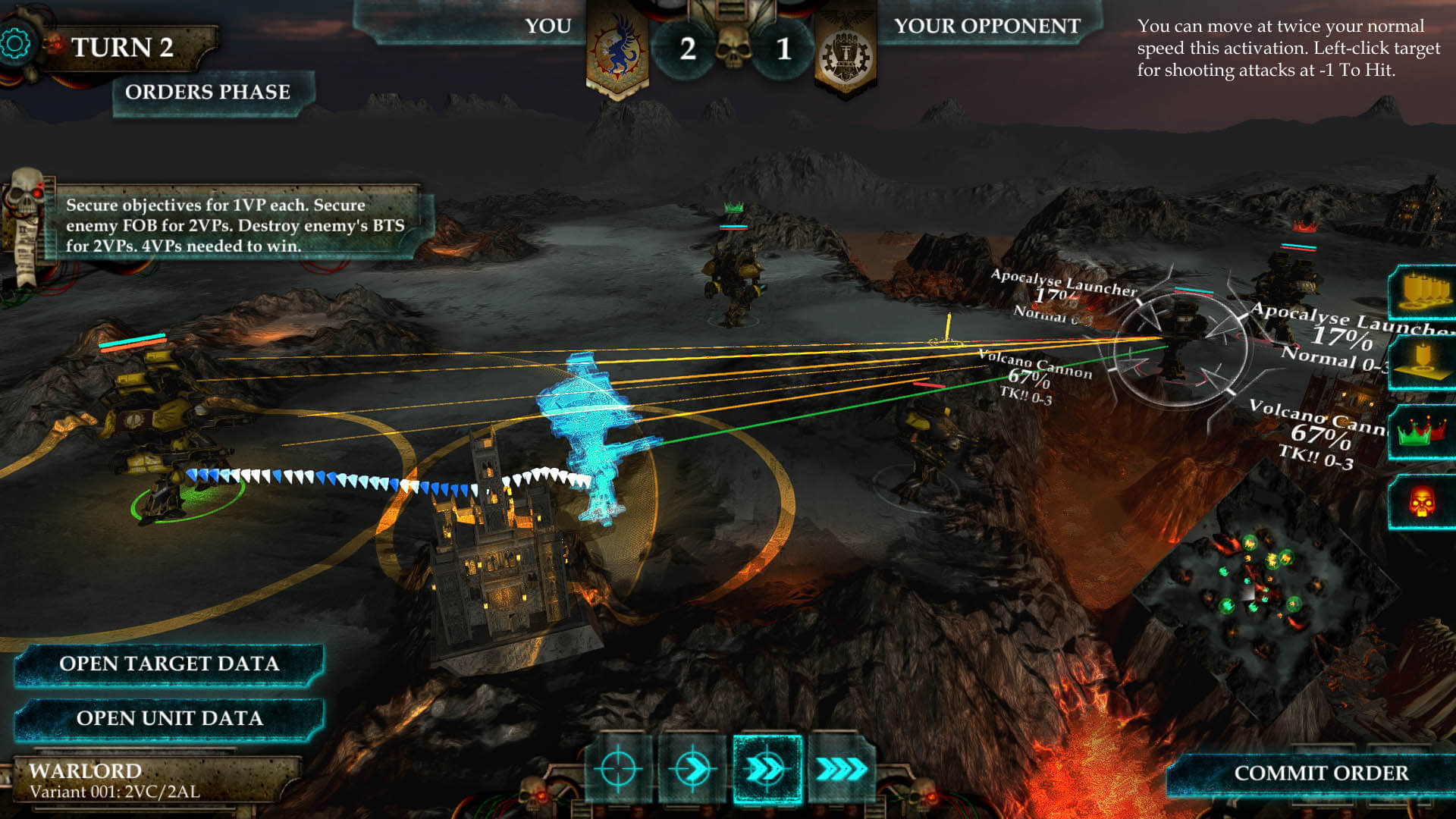 Adeptus Titanicus: Dominus Early Access review — Attack of