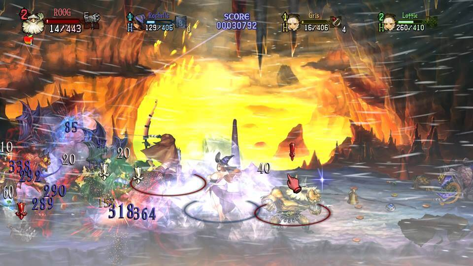 Dragon S Crown Pro A Remastered Side Scroller That Fails