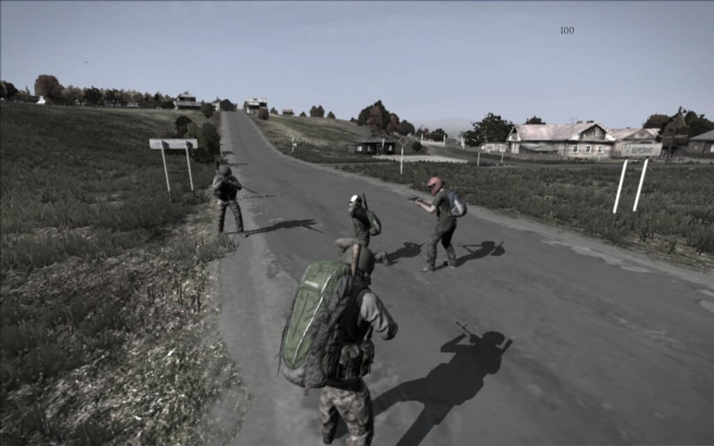 DayZ on Xbox One is a quiet walk in the park – Big Boss