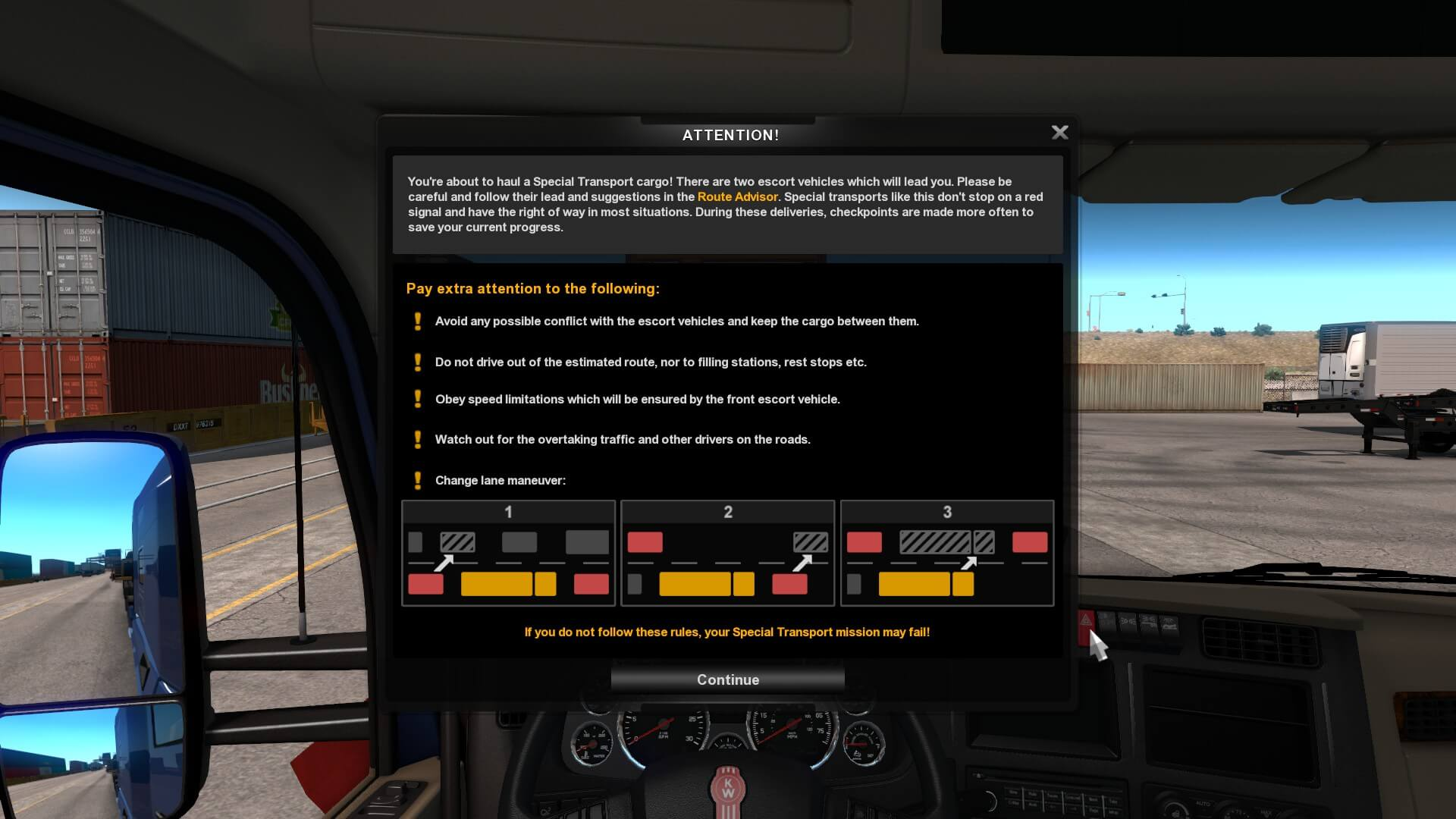 Huge hauls with American Truck Simulator: Special Transport