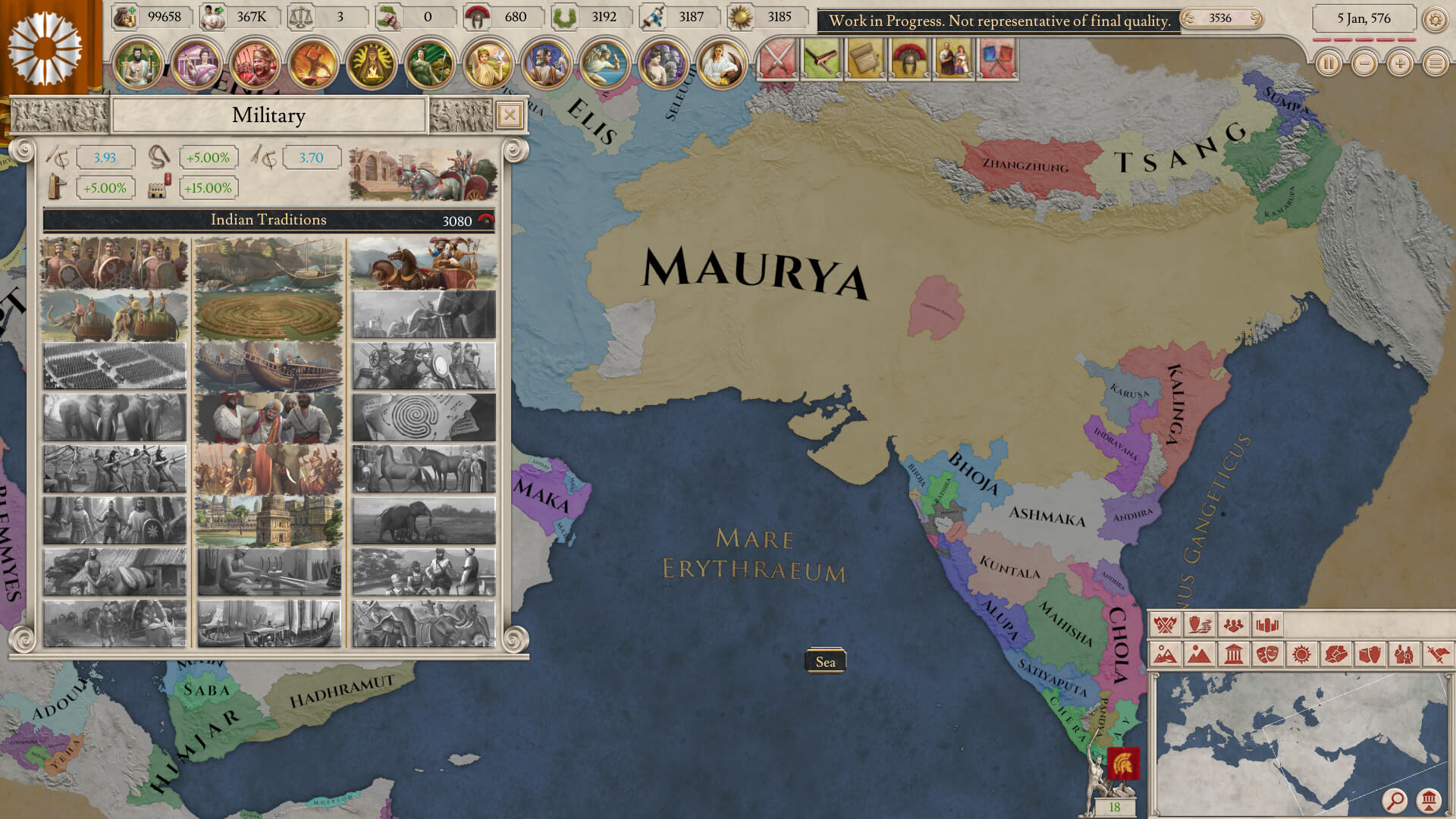 Imperator: Rome — The grand strategy to rule them all? – Big