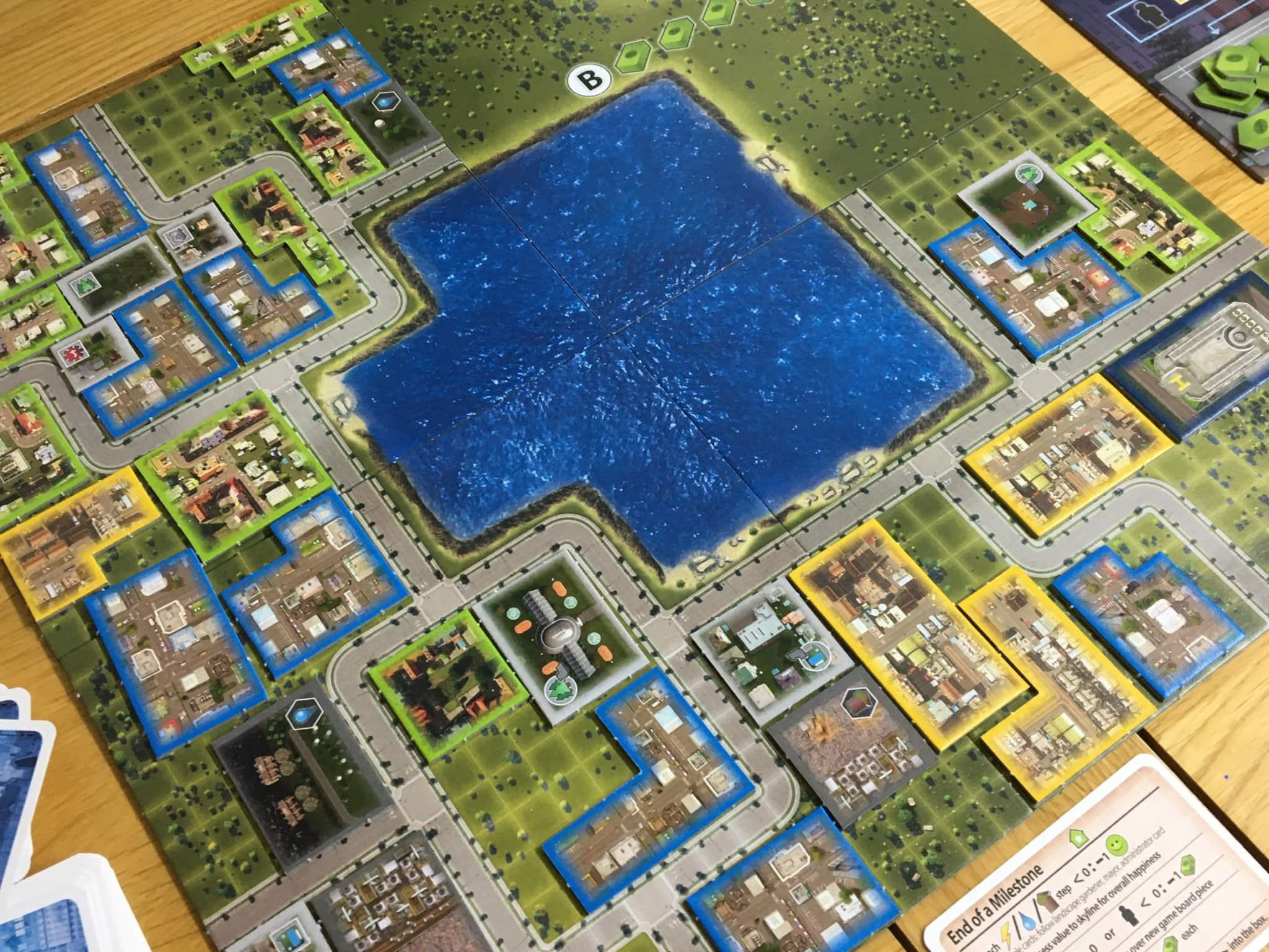 Cities Skylines The Board Game Building A City Big Boss Battle B3